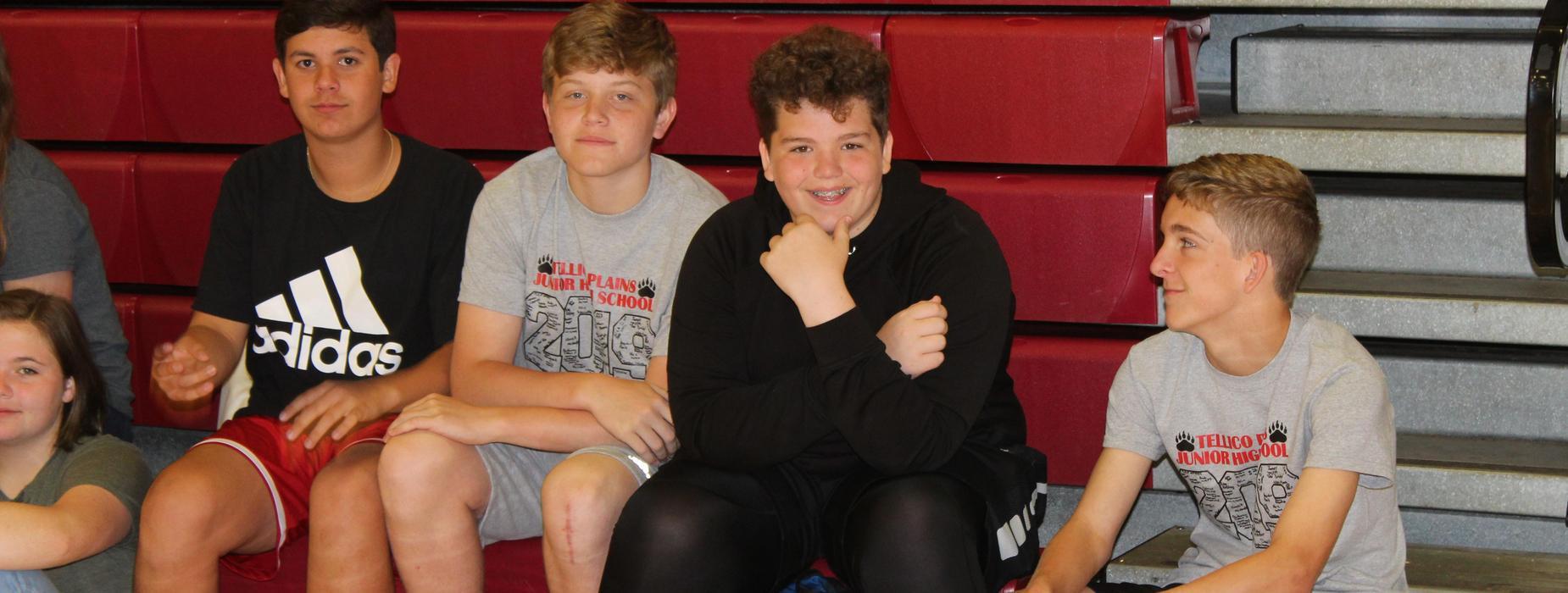 8th Grade Friends
