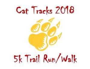 cat tracks 5k run 2018