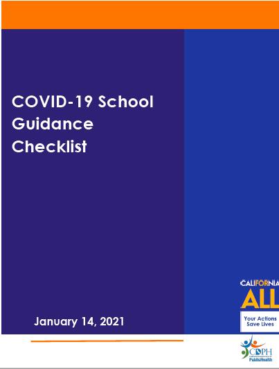 COVID-19 School Checklist Featured Photo