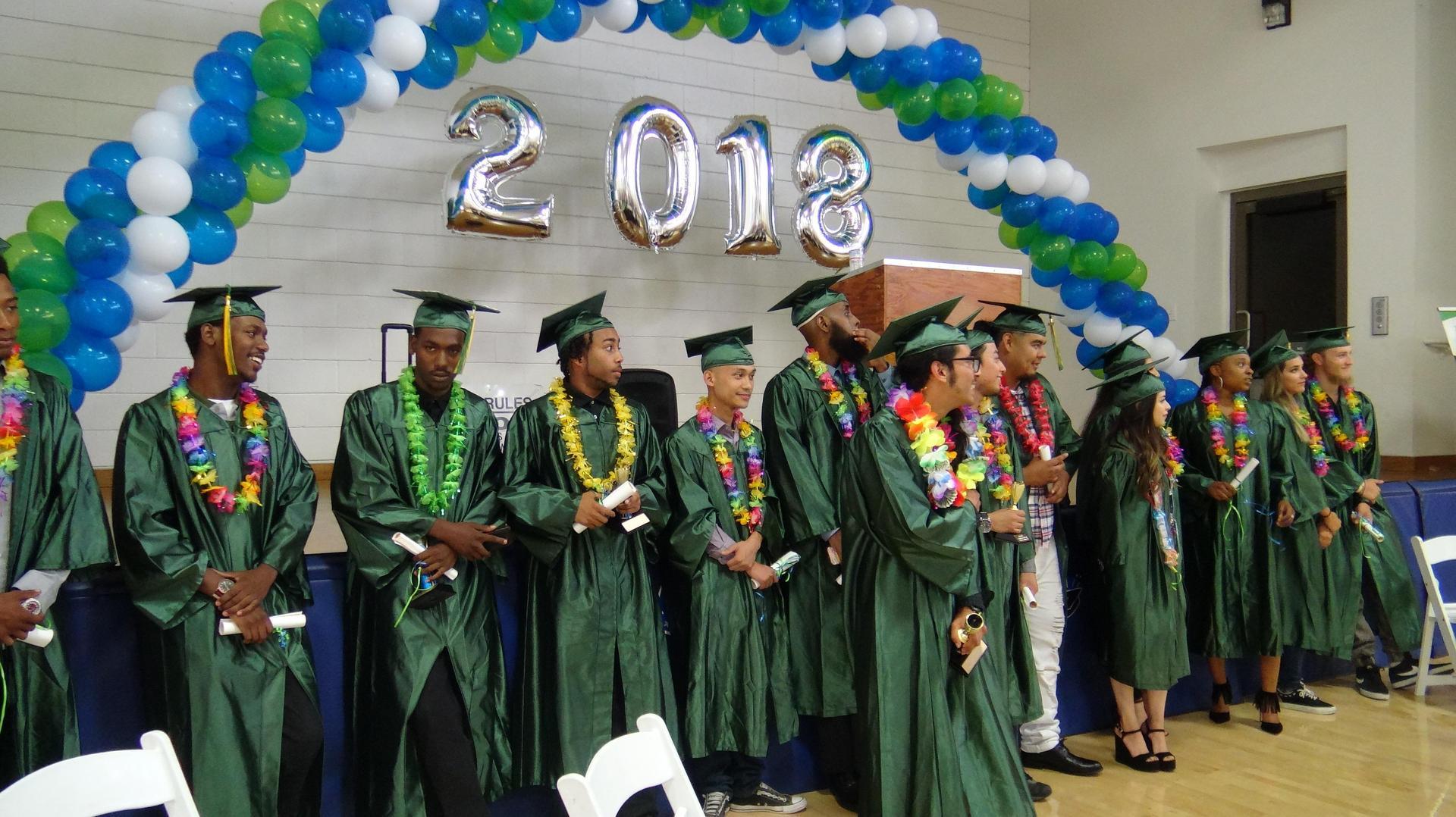 San Diego Class of 2018