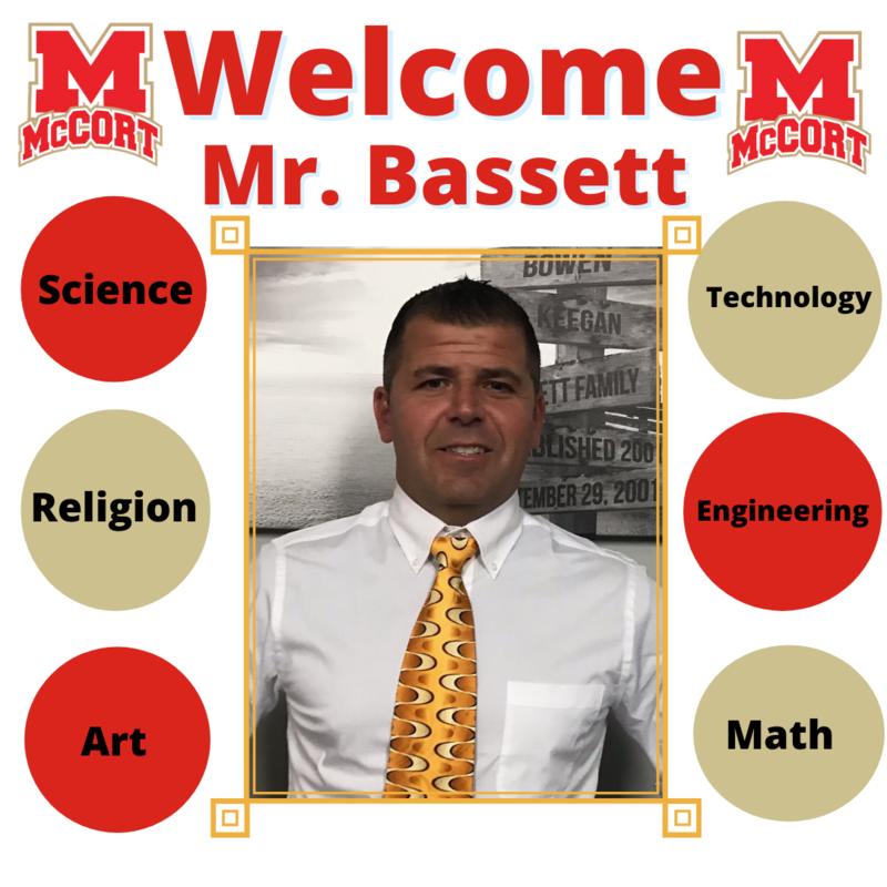 Welcome Mr. Bassett Thumbnail Image