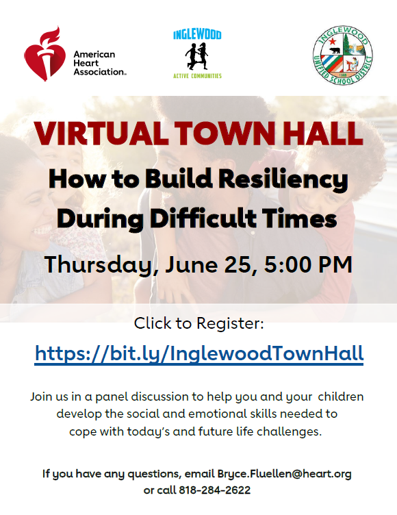 Resiliency Town Hall