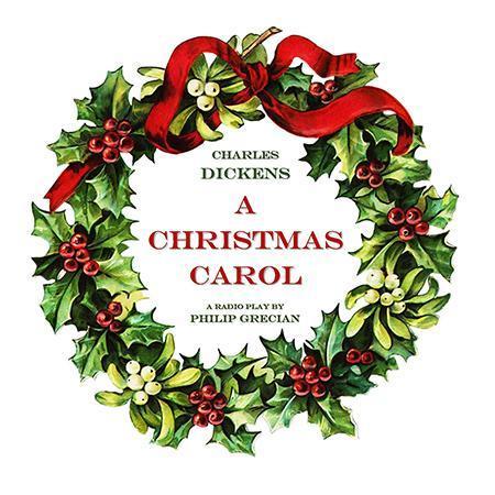 A Christmas Carol - Radio Broadcast Logo