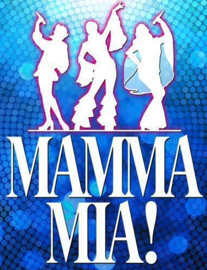 mama mia the musical poster
