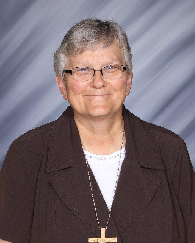 portrait photo of Sr. Francine