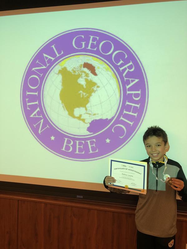 Edge GeoBee Winner