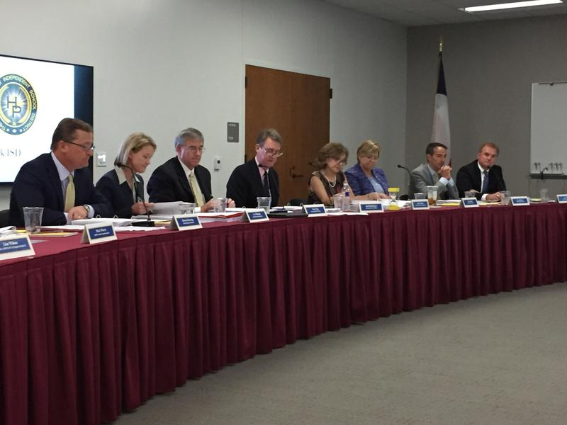 HPISD Board of Trustees approves plan for new elementary attendance zones Featured Photo
