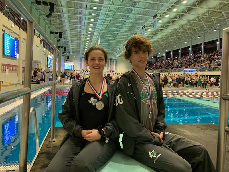 BHS Divers Headed to State!! Thumbnail Image