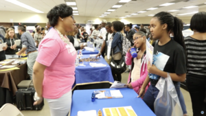 2017 HBCU Recruitment Fair at MVUSD