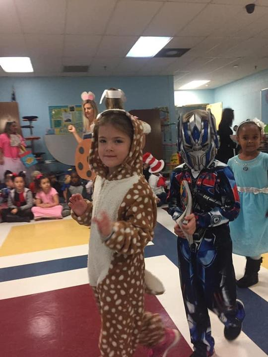 Book character dressup day