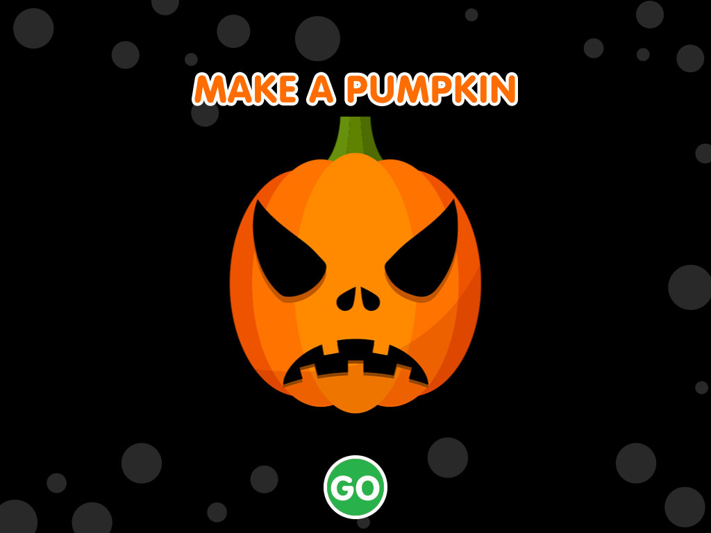 Make a pumpkin