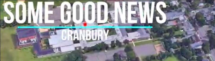 Graphic of Some Good News Cranbury.