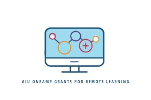 AIU3 On Ramp Grants