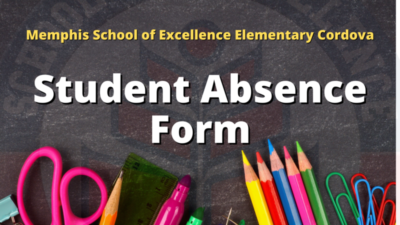 Student Absence Fomr