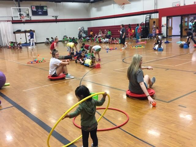 OPES Field Day