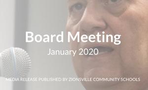 board meeting report