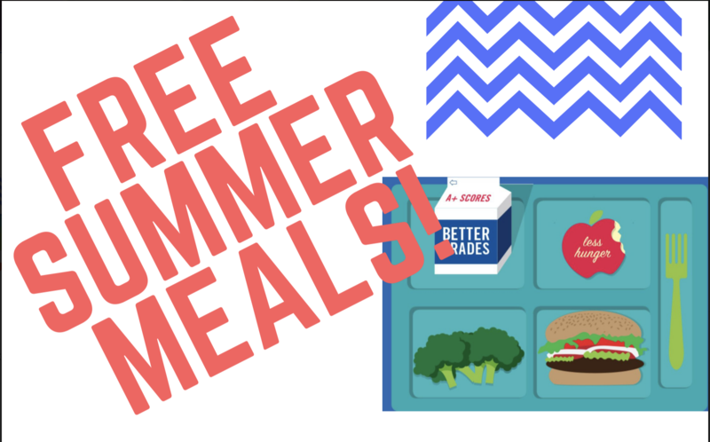 Summer Meals Program Featured Photo
