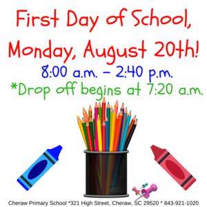 First Day of School,Monday, August 20th!.png