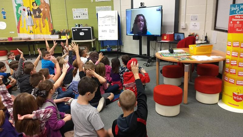 Third Grade Virtual Field Trip to Fort Fisher Featured Photo