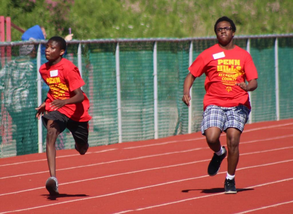 PHSD Special Olympics Day-072617