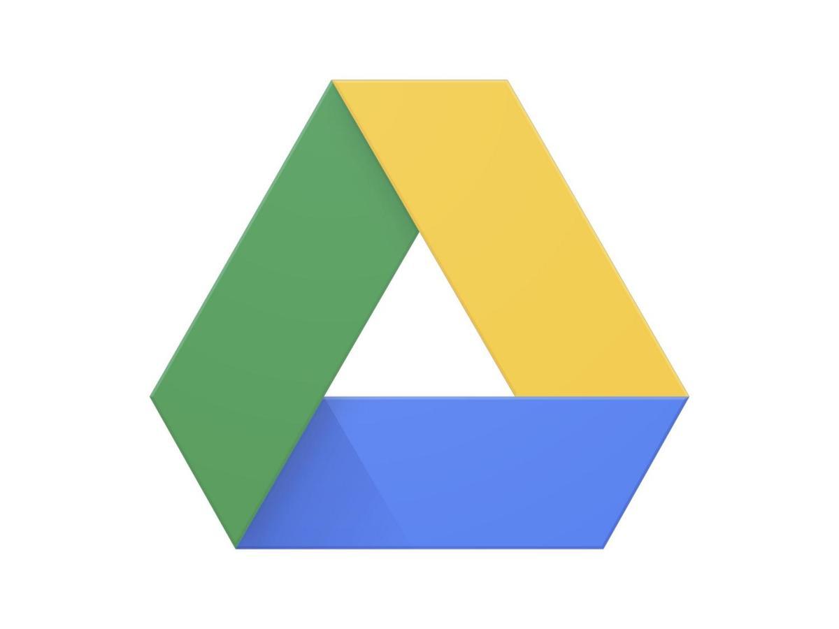 Logon to Google Drive