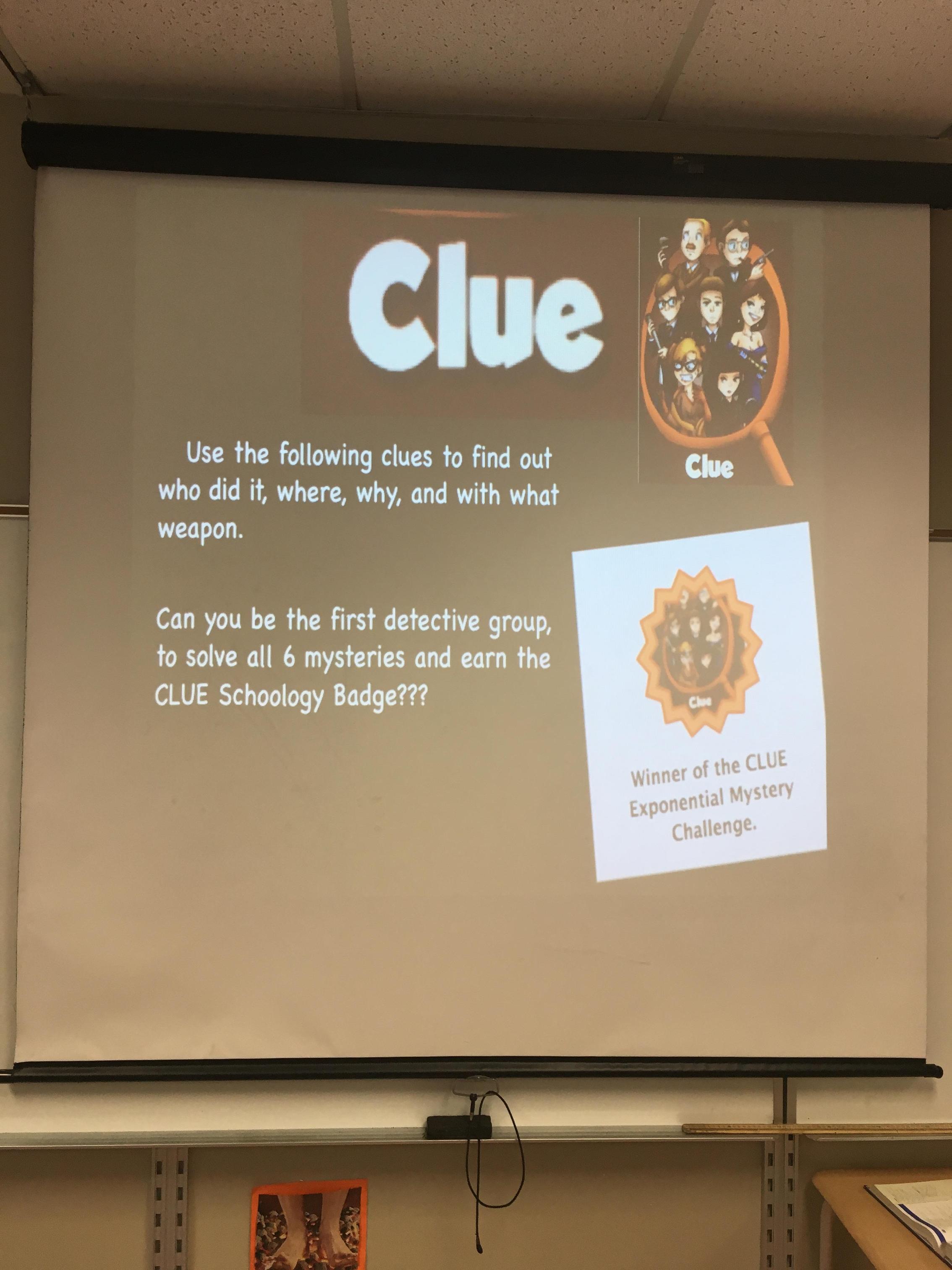 Clue review