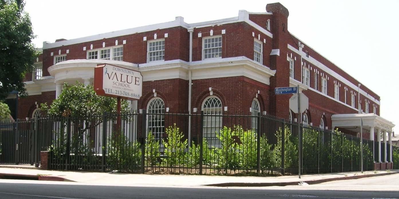 Downtown Value School