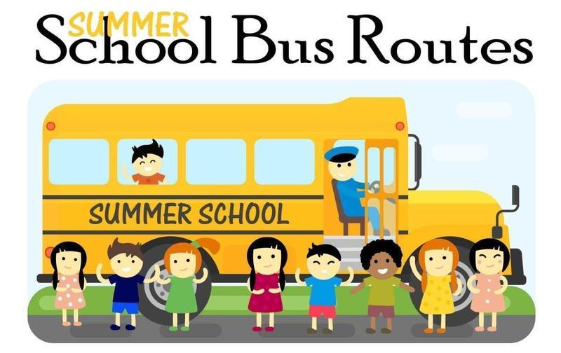 Summer School Bus Routes Thumbnail Image