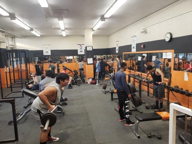 Body and Strength Conditioning