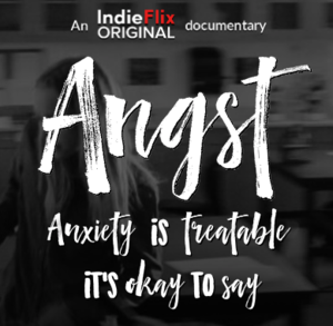 Angst movie poster