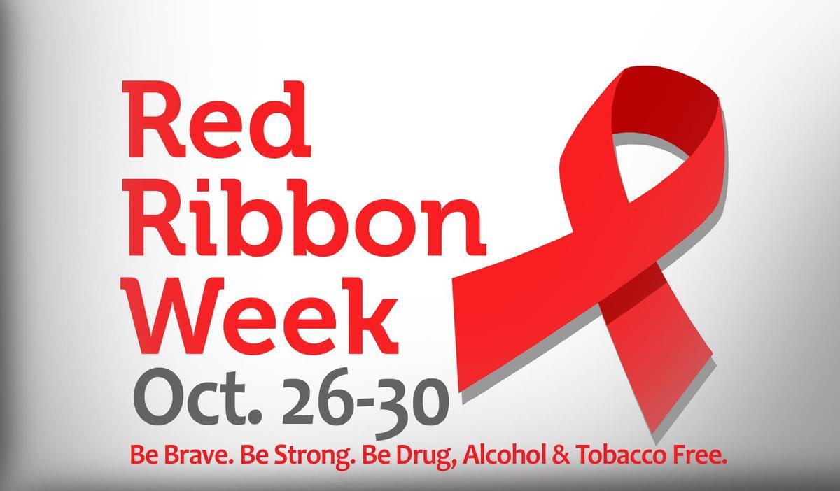 Red Ribbon Week Oct. 26-30