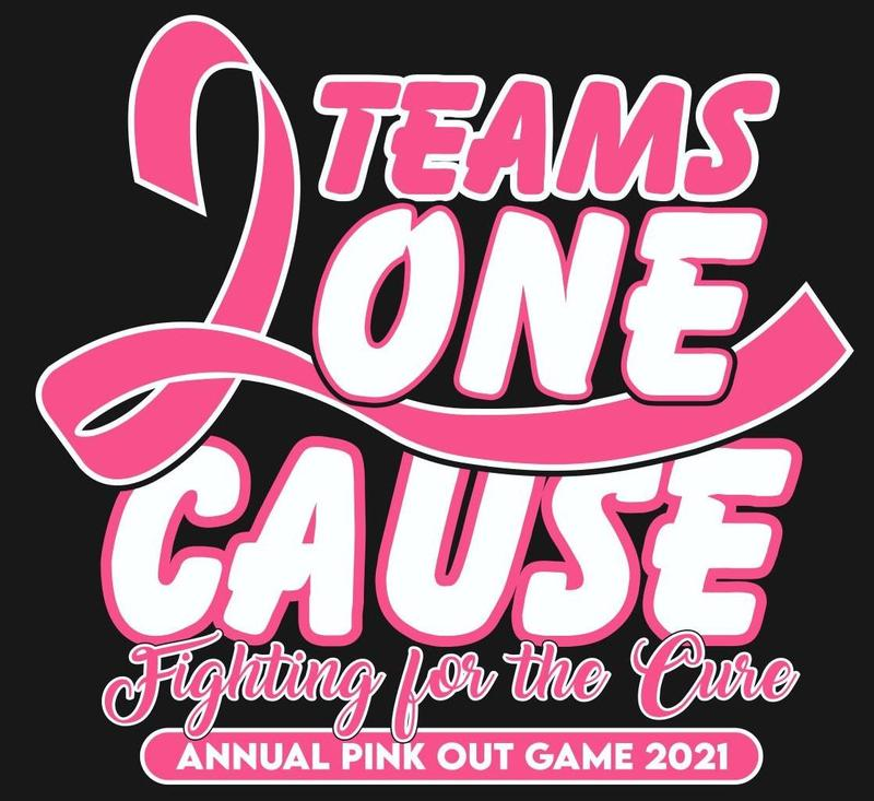 Pink Out Cheer Shirts!! Featured Photo