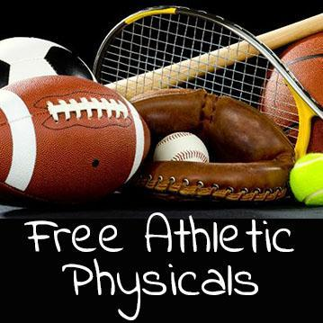 Athletic Physicals for AJH and BHS Student Athletes are Scheduled for February 1, 2020 Thumbnail Image