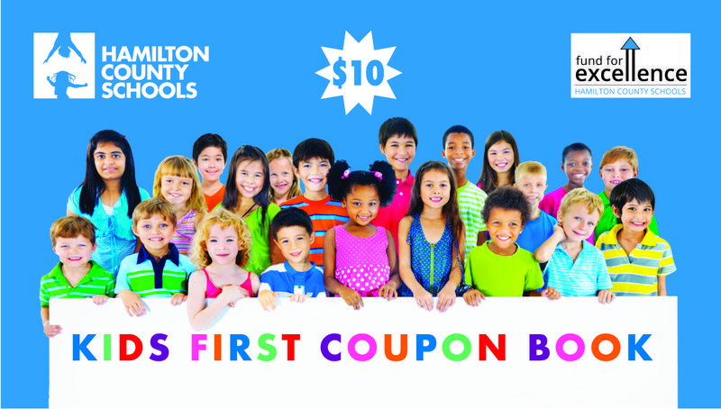 We have plenty of Kids First Coupon Books! Order one today! Featured Photo