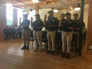 Junior Police Academy Graduates 2019