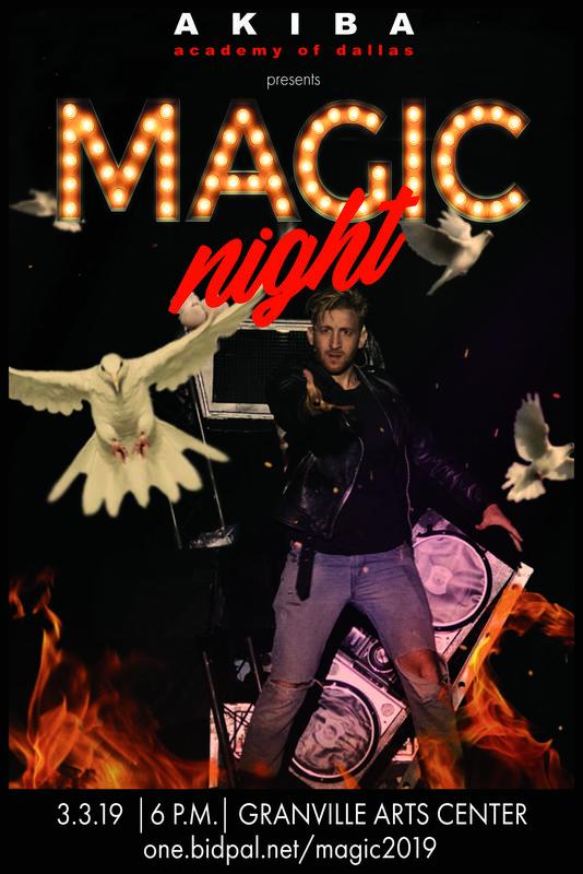 Magic Night Featured Photo