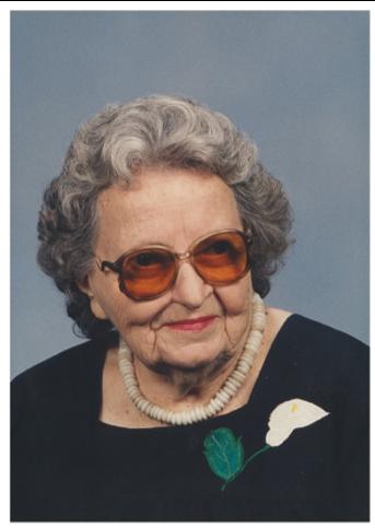Eunice Gray