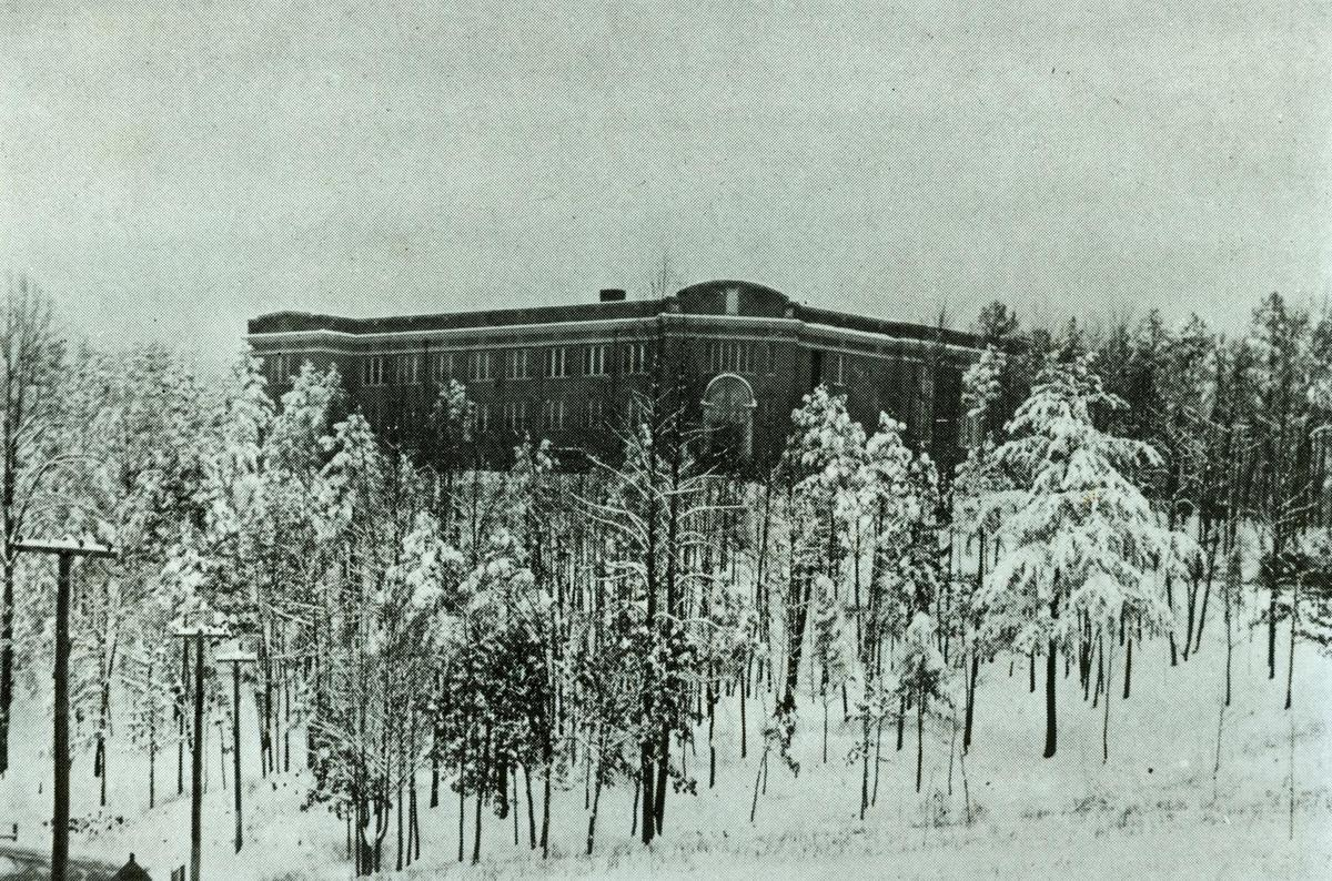 R-S Central High School Winter 1925