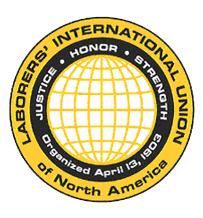 Laborer's Logo