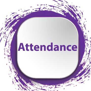Attendance Button Image