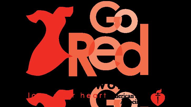 Go Red for Women logo