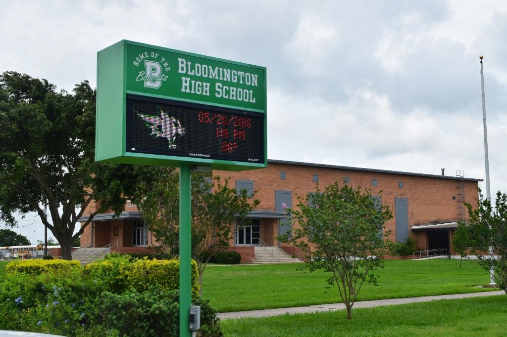 Bloomington High School Campus