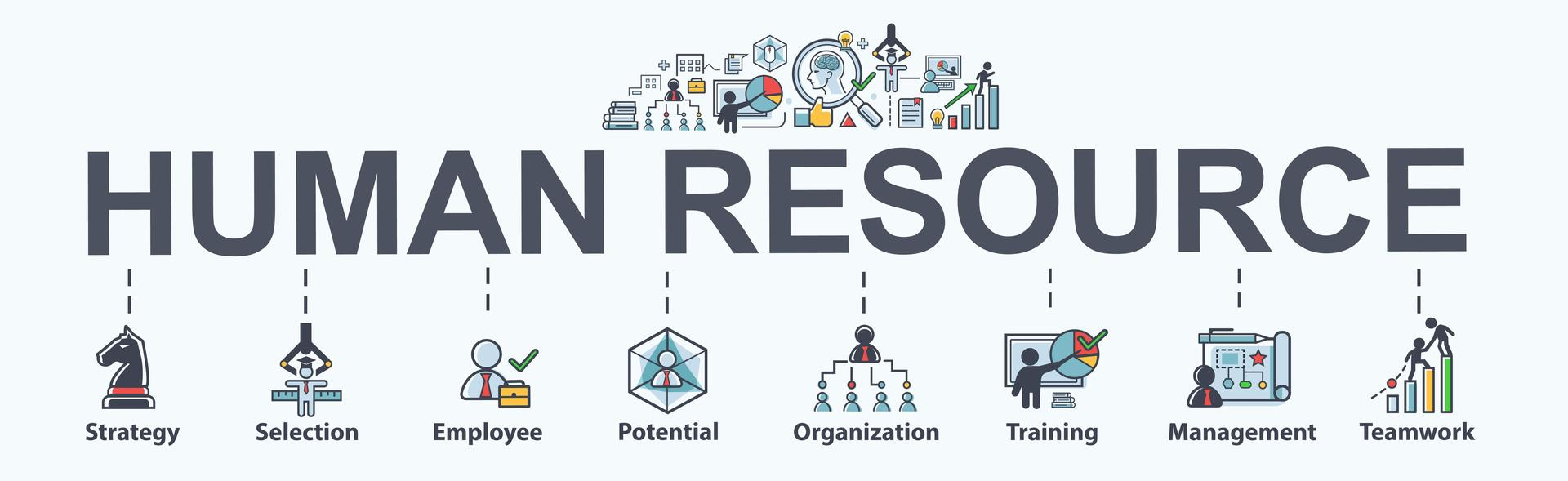 Human Resources chart