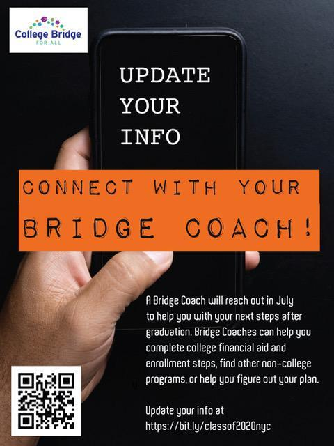 image of bridge coach flyer