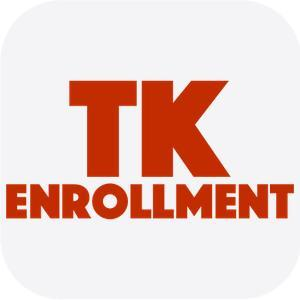 Transitional Kindergarten Enrollment Icon