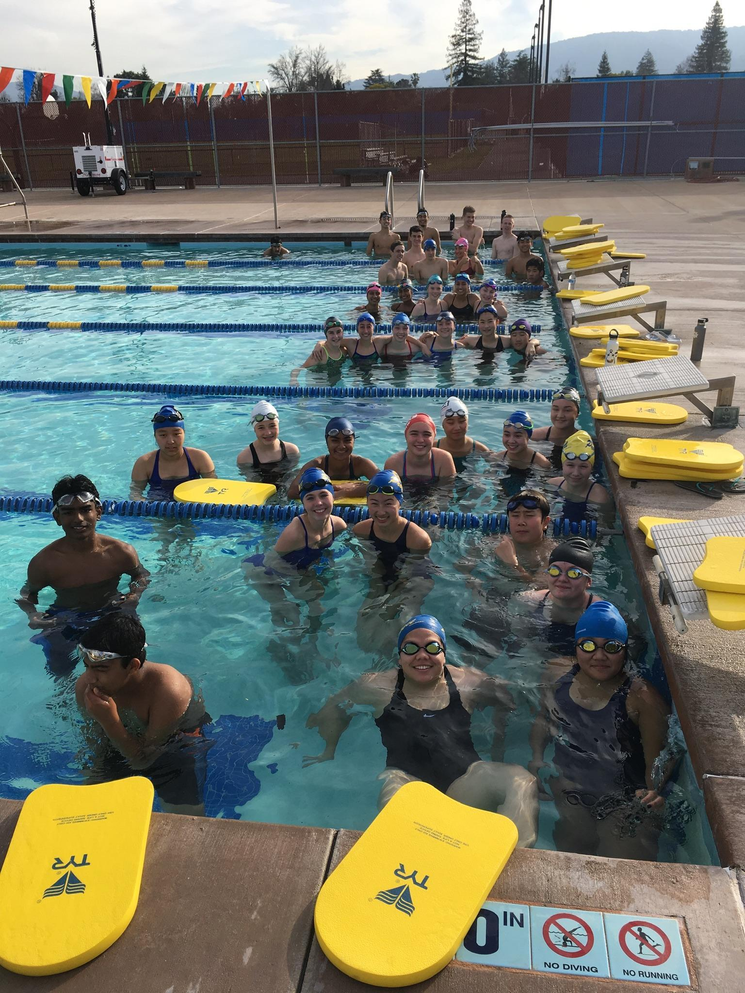 Swimming & Diving – Spring Sports – Prospect High School