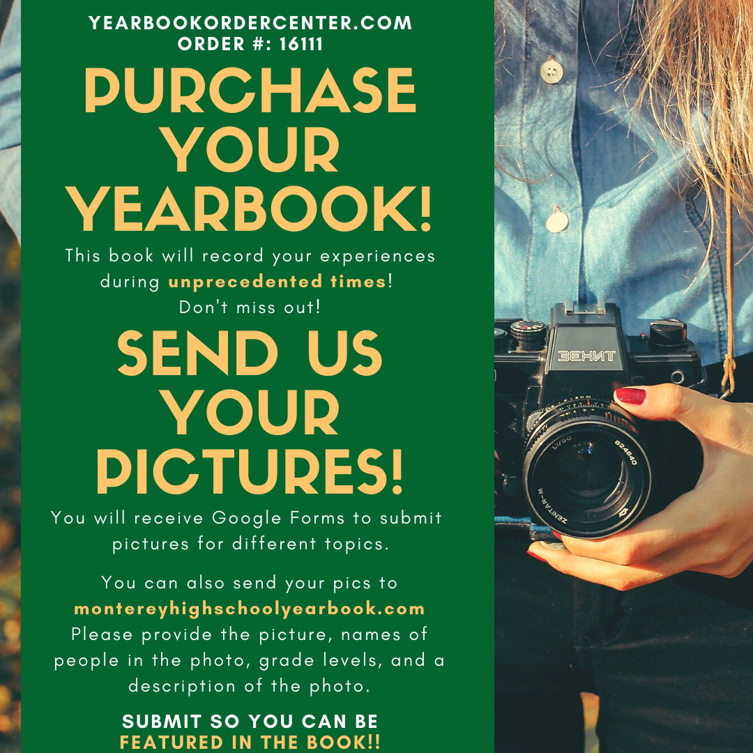 Yearbook Ordering Information
