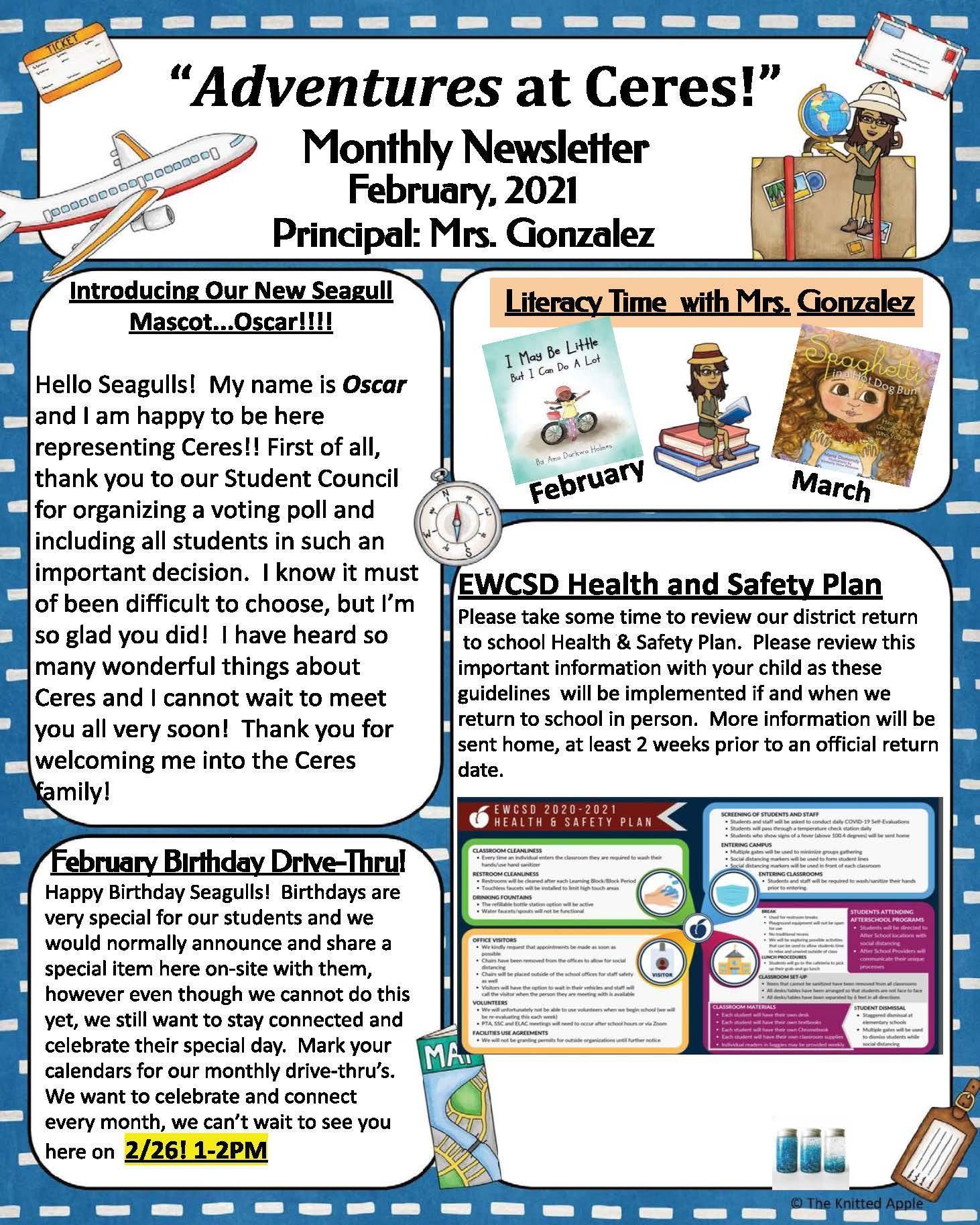 Feb Newsletter 1