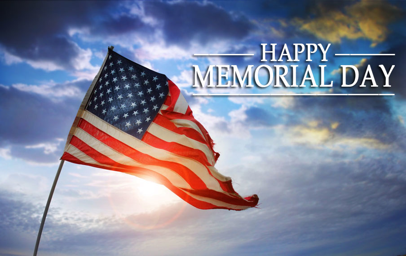 SCHOOLS ARE CLOSED, MONDAY, MAY 31st, 2021- MEMORIAL DAY Featured Photo