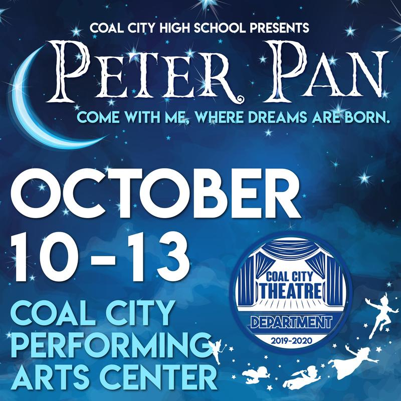 Peter Pan - Fall Play - CCHS